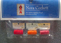 Click for more details of Ophelia's Pearls Embellishment Pack (beads and treasures) by Nora Corbett