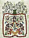 Click for more details of Paisley Pumpkin (cross stitch) by Rosewood Manor