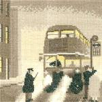 Click for more details of Pea Souper (cross stitch) by Phil Smith