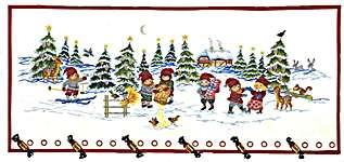 Pixies in the Snow Advent Calendar