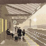 Click for more details of Platform (cross stitch) by Phil Smith