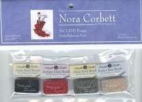 Click for more details of Poppy Embellishment Pack (beads and treasures) by Nora Corbett