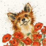 Click for more details of Poppy Field (cross stitch) by Bothy Threads