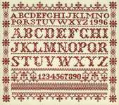 Click for more details of Provence Sampler (cross stitch) by Butternut Road