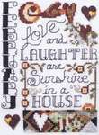 Click for more details of Quote of the Month - February (cross stitch) by Stoney Creek