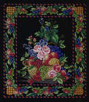 Click for more details of Richmond Floral (cross-stitch pattern) by StitchWorld