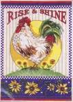 Click for more details of Rise and Shine (cross stitch) by Janlynn