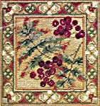 Click for more details of Rowan (tapestry) by Rose Swalwell