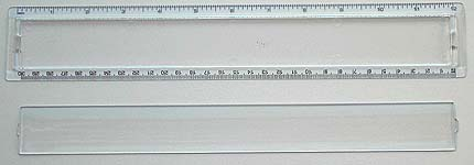 Click for more details of Ruler (tools) by Siesta Frames