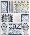 Click for more details of Sampler of Stitches (cross stitch) by The Drawn Thread