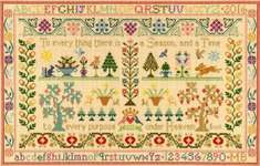 Click for more details of Season and Time (cross stitch) by Bothy Threads