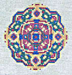 Click for more details of Seasons - The Mandala Series (cross-stitch pattern) by Carolyn Manning