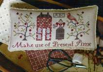 Click for more details of Serial Bowl Collection Sampler Lesson 1 (cross stitch) by Plum Street Samplers