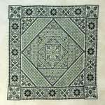 Click for more details of Shades of Green (cross stitch) by Northern Expressions Needlework