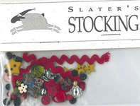 Click for more details of Slater's stocking Embellishment Pack (beads and treasures) by Shepherd's Bush