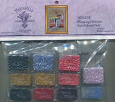 Click for more details of Sleeping Princess Embellishment Pack (beads and treasures) by Mirabilia Designs