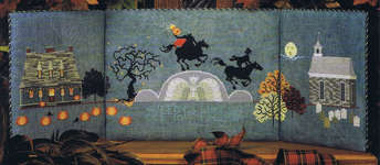 Click for more details of Sleepy Hollow (cross-stitch pattern) by The Cross-Eyed Cricket