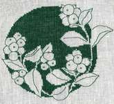 Click for more details of Snowberries (cross stitch) by Haandarbejdets Fremme