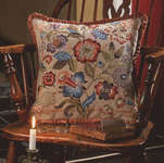 Click for more details of Southwold Cushion Front (tapestry) by Glorafilia