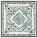 Click for more details of Sparkler in Lavender (cross stitch) by The Sweetheart Tree