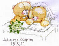 Click for more details of Special Day (cross-stitch kit) by Anchor