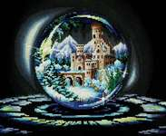 Click for more details of Spheres of Desires - Winter Wonder (cross stitch) by Andriana