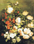 Click for more details of Spray of Flowers (cross stitch) by Kustom Krafts