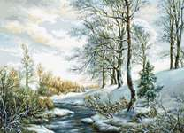 Click for more details of Spring Day (cross stitch) by Luca - S