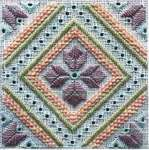 Click for more details of Spring Lace (hardanger) by Terri Bay Needlework Designs
