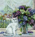 Click for more details of Spring Mood (cross stitch) by Merejka