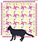 Click for more details of Spring Quilt (cross stitch) by Imaginating