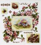 Click for more details of Spring Sampler (cross stitch) by Merejka