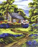 Click for more details of Spring Scene (tapestry) by Anchor