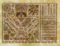 Click for more details of Squirrels of Sumatra (cross stitch) by Ink Circles