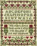 Click for more details of Stitcher Sampler (cross stitch) by Design Works