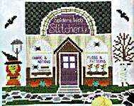 Click for more details of Stitchery (cross stitch) by Little Stitch Girl