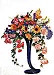 Click for more details of Summer Bouquet (cross stitch) by Thea Gouverneur