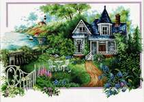 Click for more details of Summer Comes (no-count cross stitch) by Needleart World