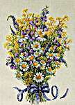Click for more details of Summer Flowers (cross stitch) by Merejka