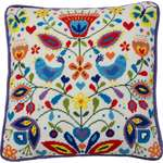 Click for more details of Summer Melody Cushion Front (tapestry) by Bothy Threads
