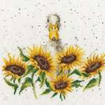 Click for more details of Sunshine (cross stitch) by Bothy Threads