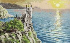 Click for more details of Swallow's Nest (cross stitch) by Golden Fleece