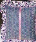 Swedish Weaving Pillows
