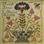 Click for more details of Sweet Home (cross stitch) by Blackbird Designs