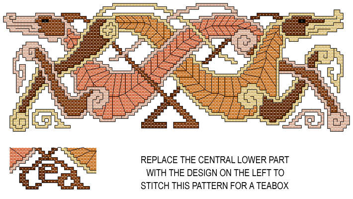 Click for more details of Tara Pattern (digital downloads pattern) by EolasNanSul