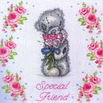 Click for more details of Tatty Teddy Someone Special (cross stitch) by Anchor