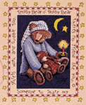 Click for more details of Teddy Bear (cross stitch) by Dimensions