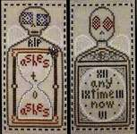 Click for more details of Tempus & Fugit (cross stitch) by Hinzeit