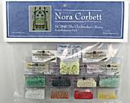 Click for more details of The Clockmaker's House Embellishment Pack (beads and treasures) by Nora Corbett