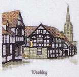 Click for more details of The Cross Stitcher's Guide to Britain - Heart of England (cross stitch) by Sue Ryder